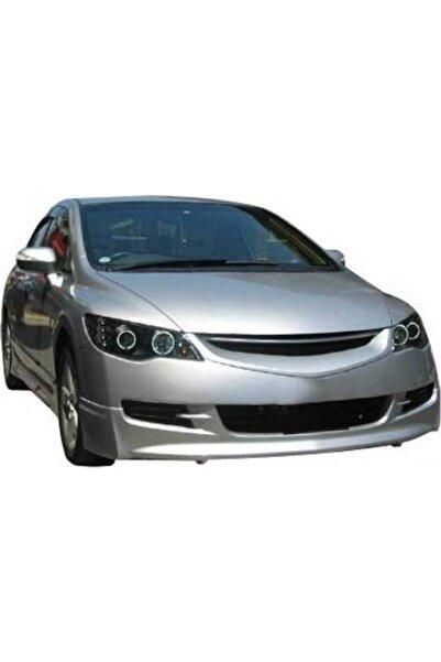 Universal Honda Civic 2006-2009 Plastik Boyasız  Fd6 Makyajsız Ön Ek