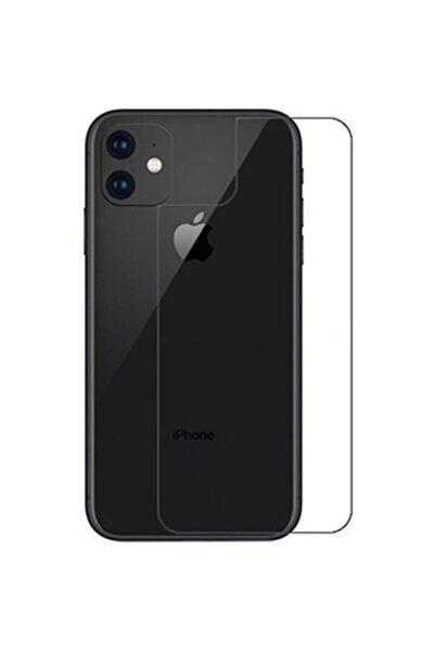 Telefon Aksesuarları Tmstore Iphone 11 Arka Kırılmaz Cam Blitzpower Nano Ekran Koruyucu