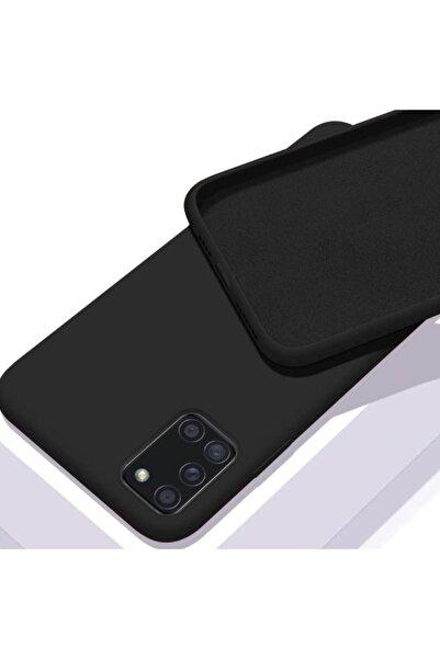 StectMobile Samsung Galaxy A31 Uyumlu Içi Kadife Lansman Kılıf
