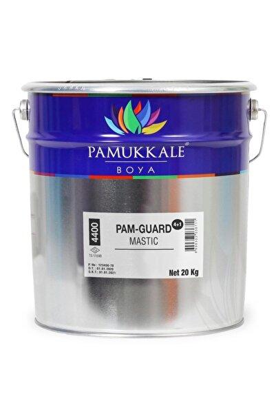 PAMUKKALE BOYA Pamukkale Pam-guard Mastıc Mcp-125 3 Kg (sertleştirici)