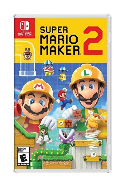 Nintendo Super Mario Maker 2 Switch Oyun