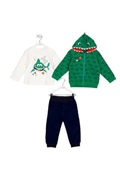 İmaj Köpek Balığı 3'lü Takım Yeşil