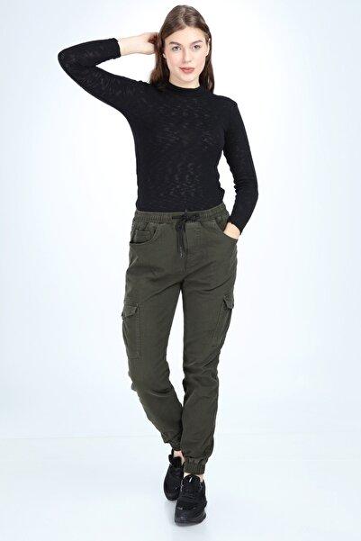 Rodi Jeans Kadın  Balıkçı Yaka Bluz 251