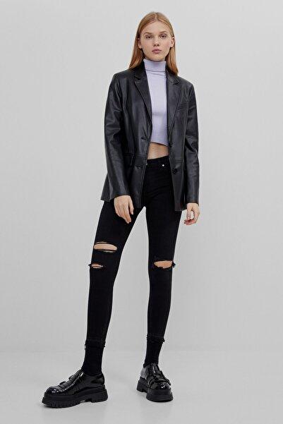 Bershka Low Waist Skinny Fit Jean