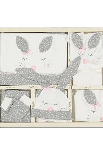 Gaye Uyuyan Tavşan 10'lu Hastane Çıkışı Zıbın Set