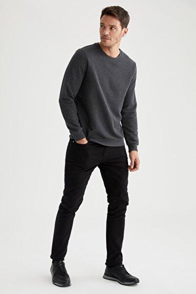 DeFacto Basic Slim Fit Cepli Chino Pantolon