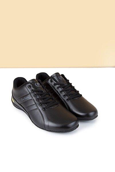 Pierre Cardin Erkek Siyah Sneaker Pc-30490 - 3319-01