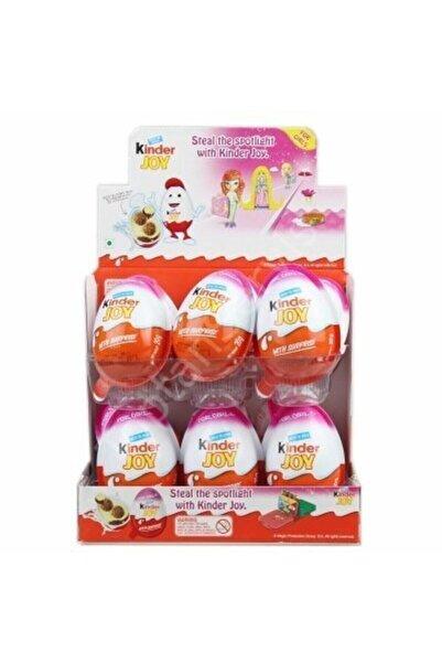 Kinder Joy Sürpriz Yumurta Kızlara Özel 24 Adet