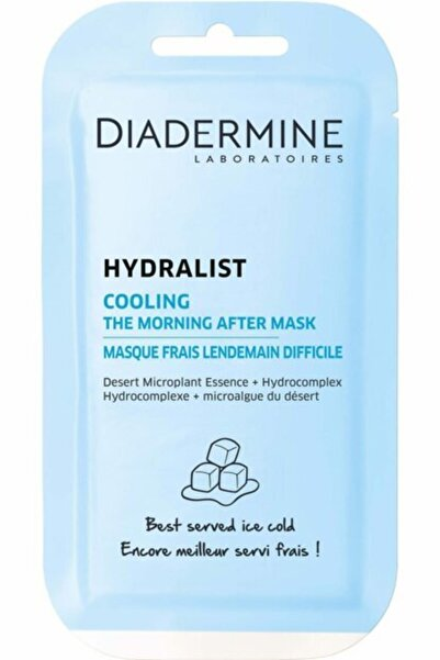 Diadermine Hydralist Cooling The Morning After 8 ml Cilt Maskesi - 3178041332828