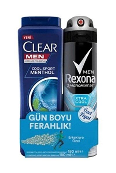 Rexona Xtra+Clear Men Cool Sport 330 ml