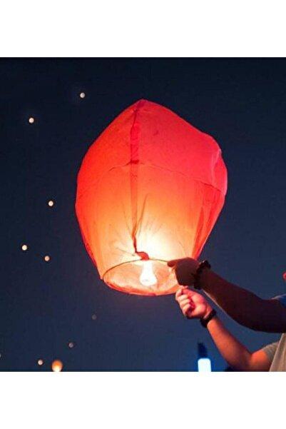 EREN 10 Adet Dilek Feneri Karışık Renkler