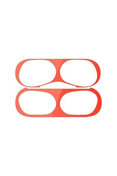 zore Airpods Pro Uyumlu Toz Önleyici Sticker