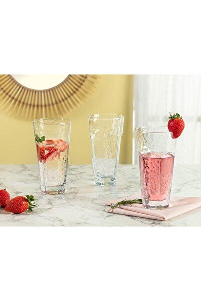 Madame Coco Floressa 4'lü Meşrubat Bardağı Seti 475 ml