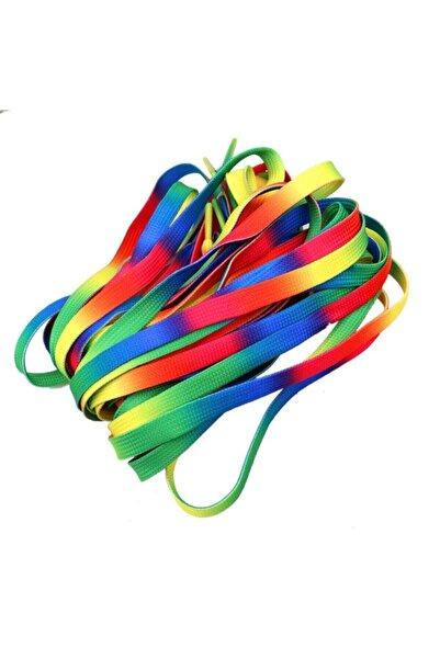 ÇAD Renkli Ayakkabı Bağı