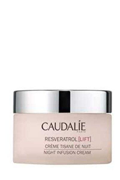 Resveratrol Night Infusion Cream 50 ml - Sıkılaştırıcı Etkili Gece Bakım Kremi