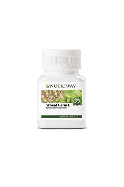Amway Wheat Germ E Nutrıway™( E Vitamini, 100 Kapsül )