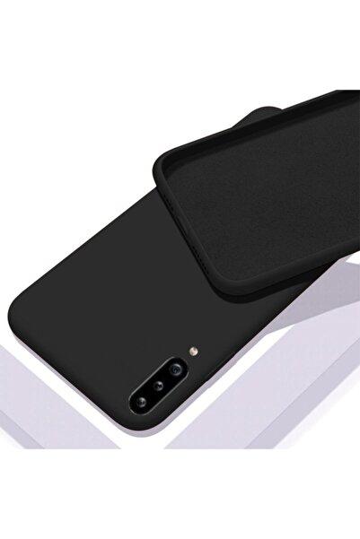 Deilmi Galaxy A50 Uyumlu Lansman Renkli Silikon Kılıf