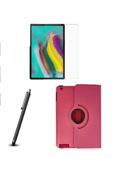 PHONACS Ipad Mini 1 - 2 - 3 - 4 360 Dönerli Stantlı Tablet Kılıf + Nano Ekran Koruyucu + Kalem Set
