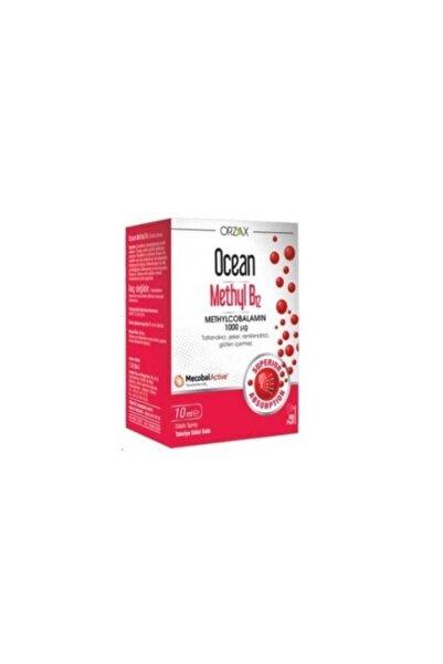 Orzax Ocean Methyl B12 Dilaltı Sprey 10 ml 1000 ?g