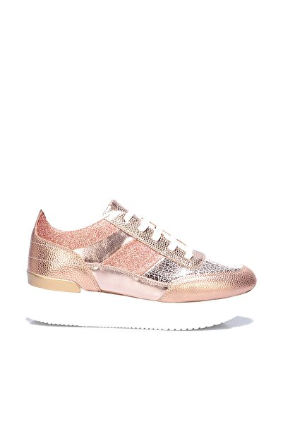 İnci Bronz Kadın Sneaker 120130009011