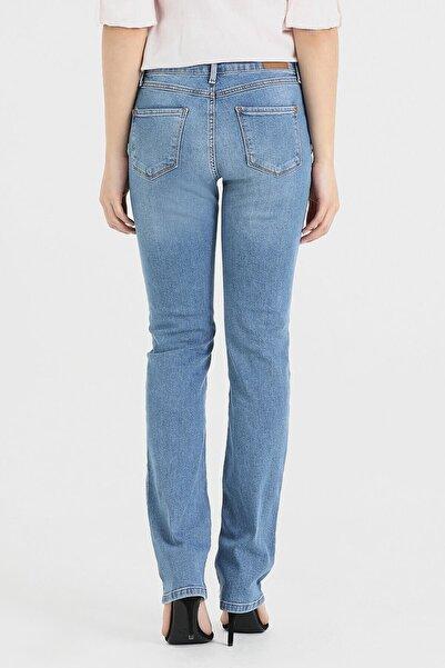 Loft Kadın Mavi Jean