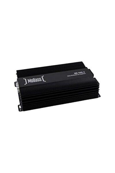 MOBASS Mb-600.4 2x150w Rms Bass Kontrollü Oto Anfi