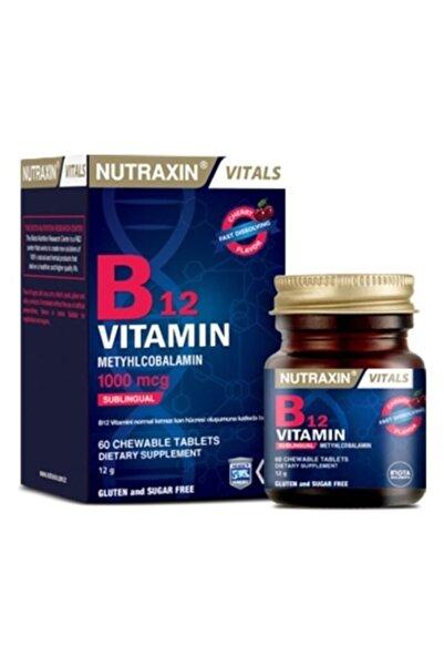 Nutraxin B12 Vitamin 60 Tablet