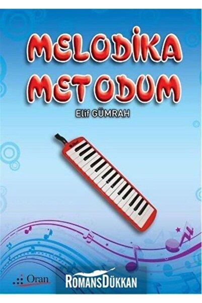 Oran Yayıncılık Yeni Baskı 2021 Melodika Metodum