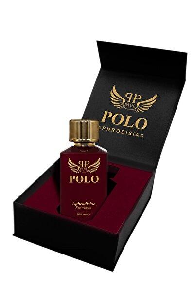 PAUL POLO Afrodizyak Edp 100 ml   Kadın Parfüm  8682718726998