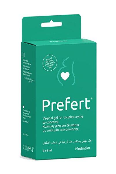 Prefert /preseed Kayganlaştırıcı Jel - 8x 4ml.-yeni !