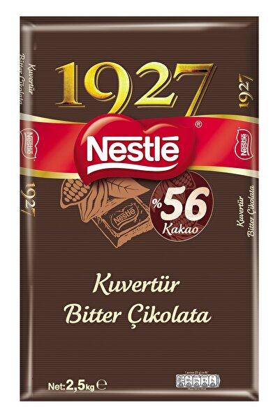 Nestle Nestlé 1927 Kuvertür Bitter %55 Kakao Çikolata 2.5kg