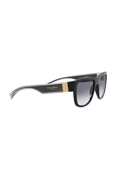 Dolce Gabbana - Dg6132 675 79 54 Ekartman Güneş Gözlüğü