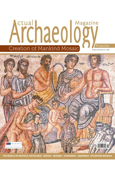 Aktüel Arkeoloji Creatıon Of Mankınd Mosaıc