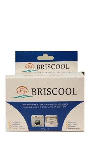 Brıscool Vestel Çamaşır Bulaşık Makinesi Kireç Önleyici Temizleyici
