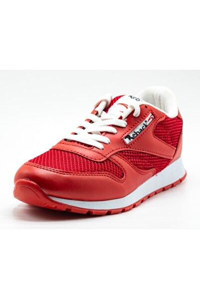Reback Kırmızı Genç Spor Ayakkabı
