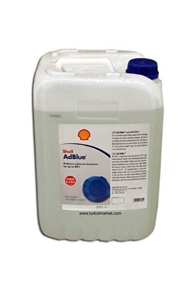 SHELL Adblue 20 lt