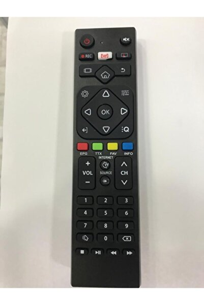 Axen Ax65leda71-tnr 4k Smart Led Tv Kumandası