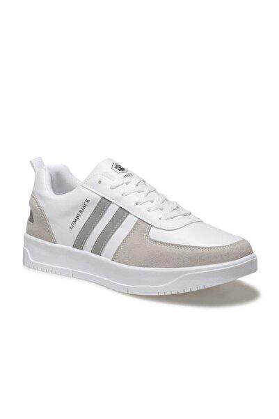 lumberjack Erkek Beyaz Sneaker
