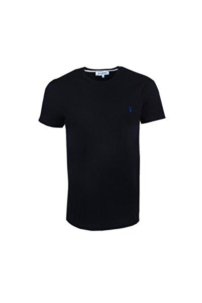 Ottomoda Erkek T-shirt Lacivert
