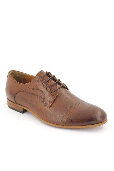 Venüs Erkek Taba Hakiki Deri Klasik Ayakkabı
