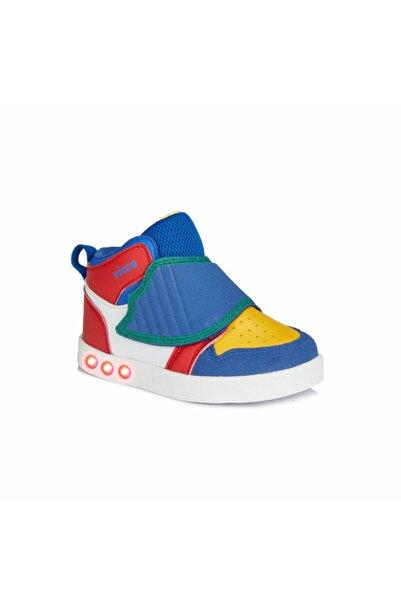 Vicco Ufo Saks Mavi Işıklı Spor Ayakkabı