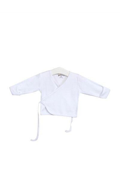 Aziz Bebe Bebek Kendinden Eldivenli Beli Kuşaklı Dış Zıbın Yeni Doğan Azz055027