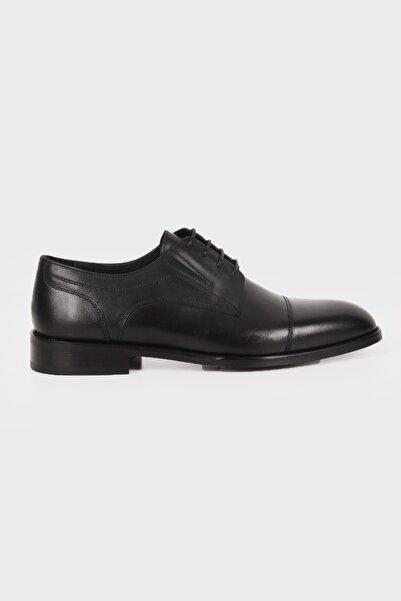 Hatemoğlu Siyah Klasik Ayakkabı