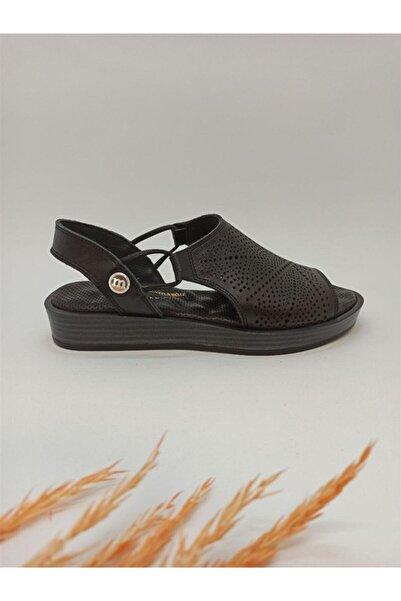Mammamia Kadın Siyah Ayakkabı 1640