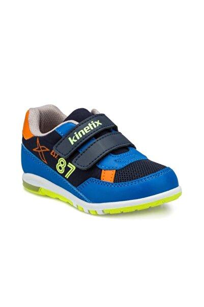 Kinetix Unisex Mavi Koşu Yürüyüş Ayakkabısı