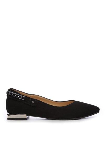 KEMAL TANCA Kadın Siyah Ayakkabı 94 1177