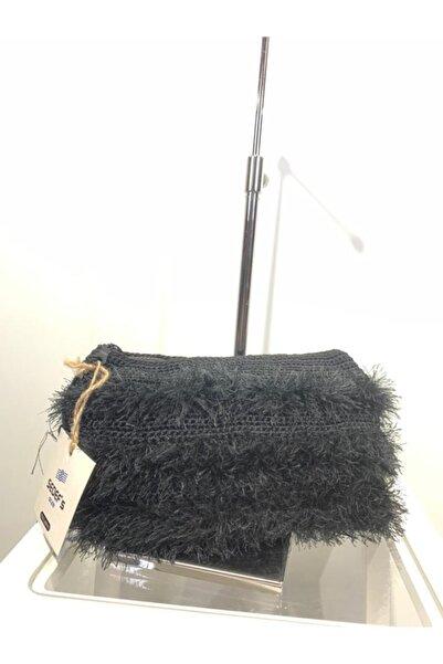 Sedef Kadın Siyah Çanta