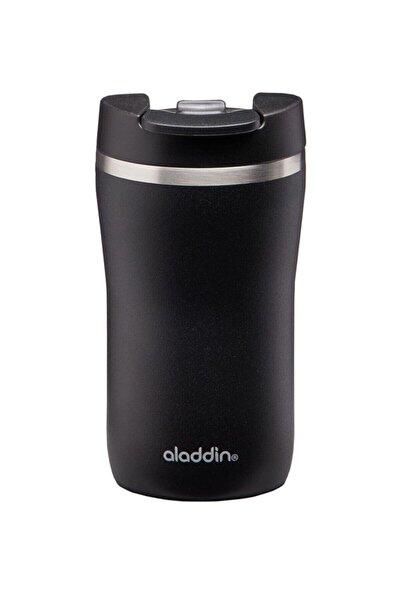 Aladdin Cafe Thermavac Leak-lock ™ Paslanmaz Çelik Siyah Kupa 0,25 Lt