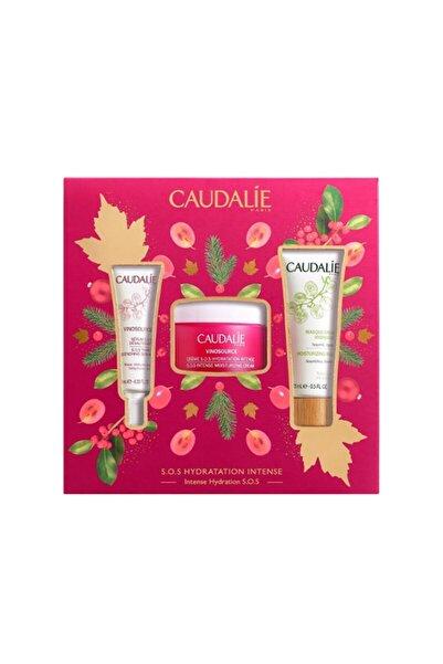 Caudalie Vinosource S.o.s. Cream Set ( Hassas Ciltler Için Yoğun Nemlendirici Bakım Kremi & S.o.s. N