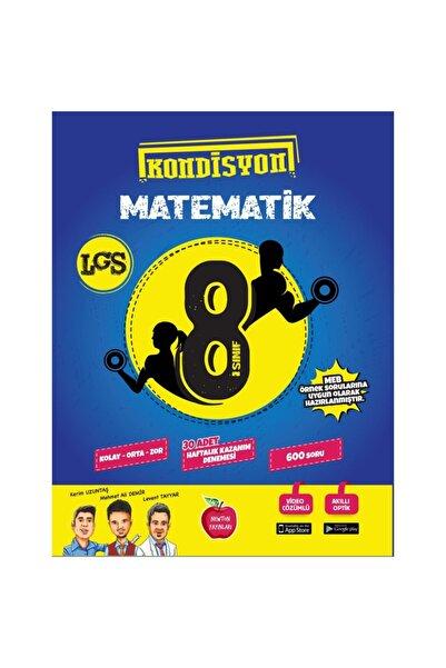 Newton Yayınları Newton 8.sınıf Kondisyon Matematik Deneme